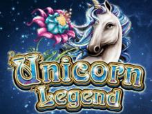 Демо игра Unicorn Legend